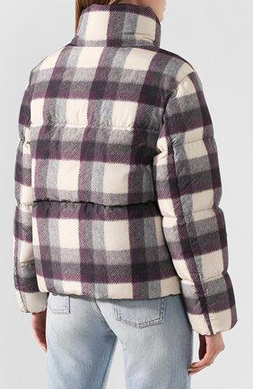 Женский пуховая куртка WOOLRICH разноцветного цвета, арт. WWCPS2847/UT1713 | Фото 4