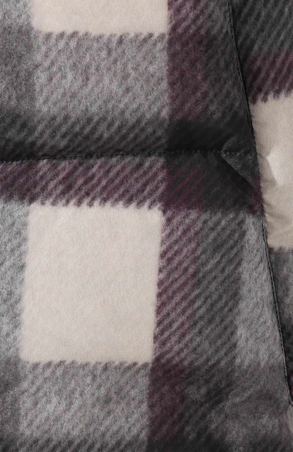 Женский пуховая куртка WOOLRICH разноцветного цвета, арт. WWCPS2847/UT1713 | Фото 5