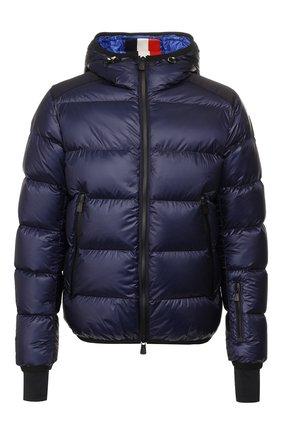 Мужская пуховая куртка hintertux MONCLER GRENOBLE темно-синего цвета, арт. E2-097-40303-05-53071   Фото 1