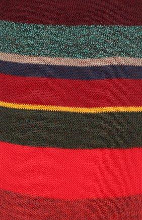 Мужские хлопковые носки GALLO красного цвета, арт. AP103415 | Фото 2