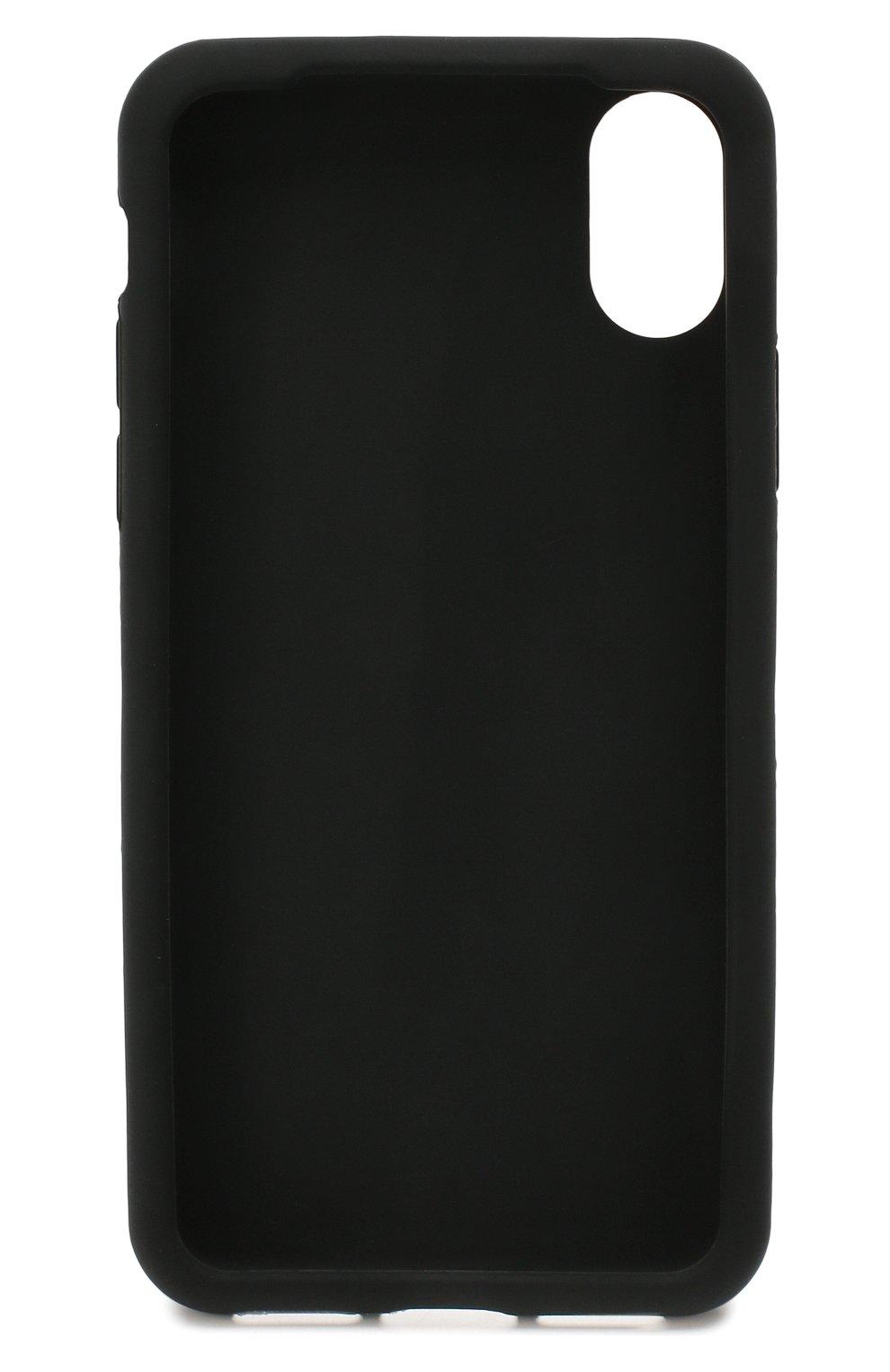 Мужской чехол для iphone xr DOLCE & GABBANA синего цвета, арт. BP2514/AJ980   Фото 2