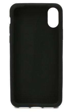 Мужской чехол для iphone xr DOLCE & GABBANA черного цвета, арт. BP2514/AJ980 | Фото 2