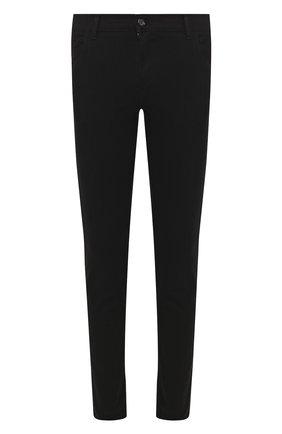 Мужские джинсы DOLCE & GABBANA черного цвета, арт. GY07LD/G8BQ8 | Фото 1