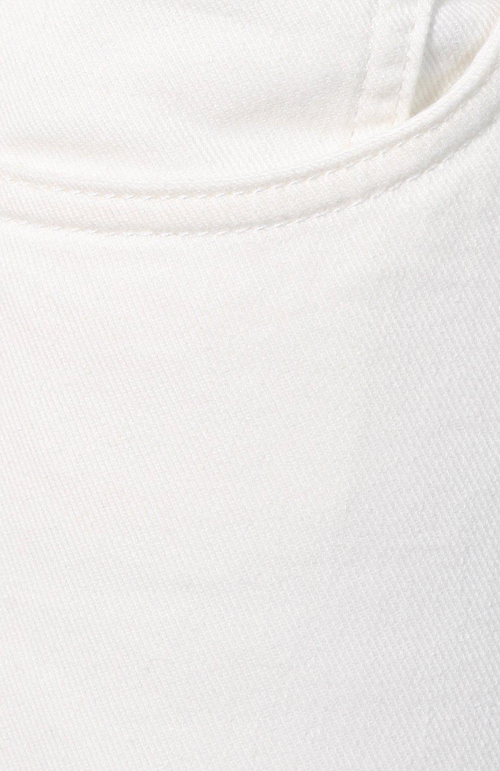 Мужские джинсы DOLCE & GABBANA белого цвета, арт. GY07LD/G8Y13 | Фото 5
