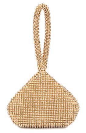 Детская сумка DAVID CHARLES золотого цвета, арт. 4603   Фото 1