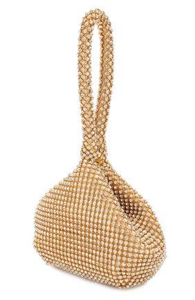 Детская сумка DAVID CHARLES золотого цвета, арт. 4603   Фото 2