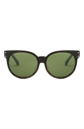 Детские солнцезащитные очки OLIVER GOLDSMITH зеленого цвета, арт. BALK0 | Фото 2