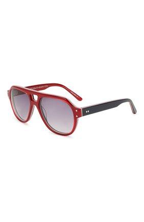 Детские очки OLIVER GOLDSMITH красного цвета, арт. GLYN | Фото 1