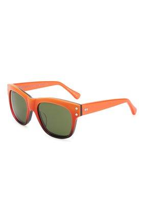 Детские очки OLIVER GOLDSMITH хаки цвета, арт. L0RD | Фото 1