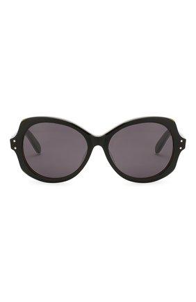 Детские солнцезащитные очки OLIVER GOLDSMITH черного цвета, арт. M00NSHINE | Фото 2