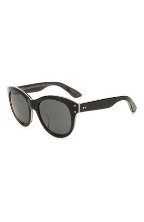 Детские очки OLIVER GOLDSMITH черного цвета, арт. MANHATTAN | Фото 1