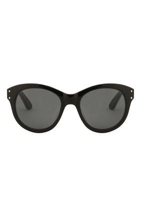Детские очки OLIVER GOLDSMITH черного цвета, арт. MANHATTAN | Фото 2