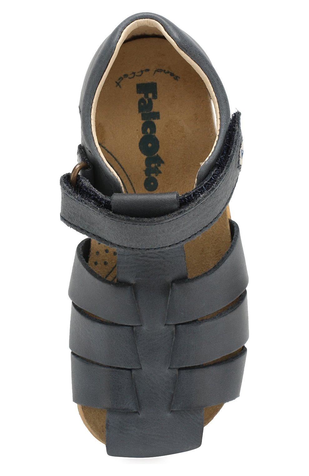 Кожаные сандалии | Фото №4