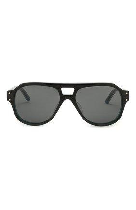 Детские очки OLIVER GOLDSMITH черного цвета, арт. GLYN | Фото 2