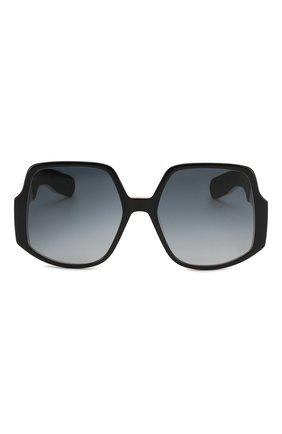 Женские солнцезащитные очки DIOR черного цвета, арт. DI0RINSIDE0UT1 3H2 | Фото 3