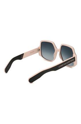 Женские солнцезащитные очки DIOR черного цвета, арт. DI0RINSIDE0UT1 3H2 | Фото 4