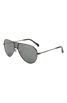 Женские солнцезащитные очки GIVENCHY черного цвета, арт. 7137 284 | Фото 1