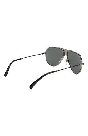 Женские солнцезащитные очки GIVENCHY черного цвета, арт. 7137 284 | Фото 5