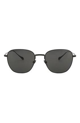 Мужские солнцезащитные очки GIORGIO ARMANI серого цвета, арт. 6096-300161 | Фото 3