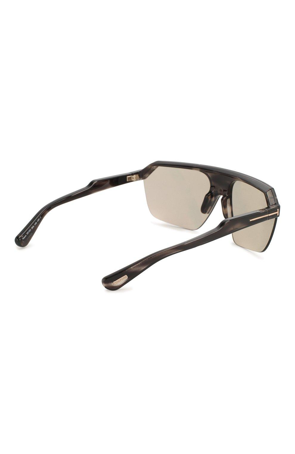 Женские солнцезащитные очки TOM FORD черного цвета, арт. TF797 56A | Фото 5