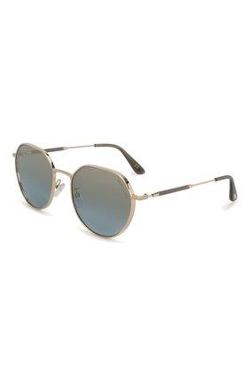 Женские солнцезащитные очки TOM FORD серебряного цвета, арт. TF721-K 32X | Фото 1