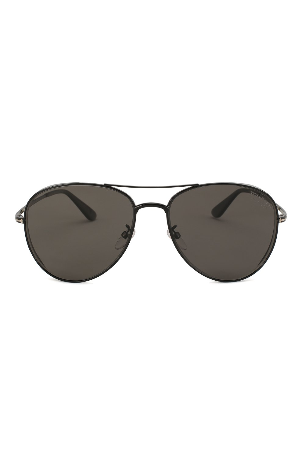 Женские солнцезащитные очки TOM FORD черного цвета, арт. TF723-K 01D   Фото 4