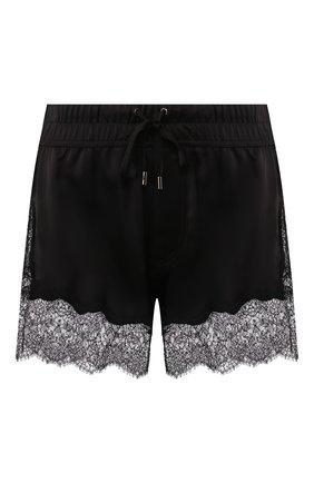 Женские шелковые шорты TOM FORD черного цвета, арт. SH0005-FAX069 | Фото 1