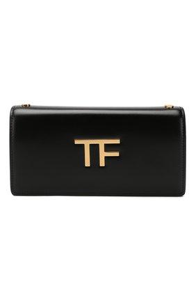 Женская сумка box mini TOM FORD черного цвета, арт. S0342T-LCL056 | Фото 1