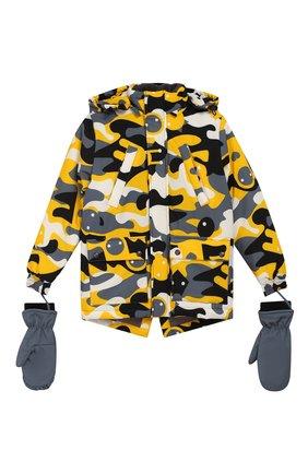 Куртка с варежками | Фото №1