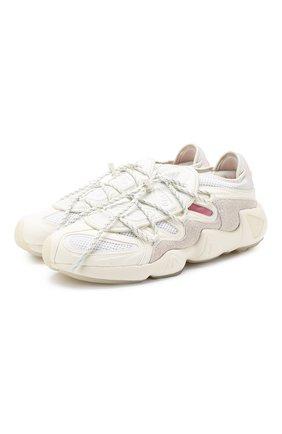 Мужские кроссовки adidas x 032c salvapor ADIDAS белого цвета, арт. EG5933 | Фото 1
