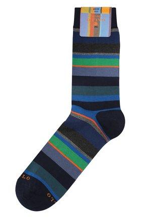 Мужские хлопковые носки GALLO разноцветного цвета, арт. AP506361 | Фото 1