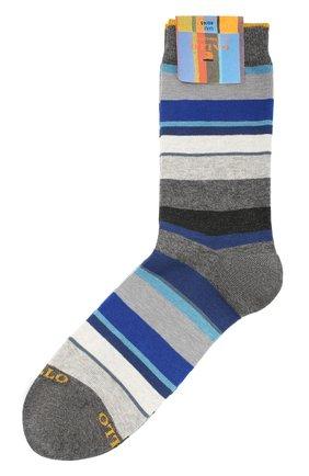 Мужские хлопковые носки GALLO разноцветного цвета, арт. AP103415 | Фото 1