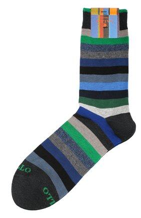 Мужские хлопковые носки GALLO разноцветного цвета, арт. AP103120 | Фото 1