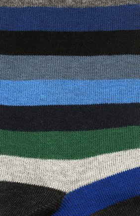 Мужские хлопковые носки GALLO разноцветного цвета, арт. AP103120 | Фото 2
