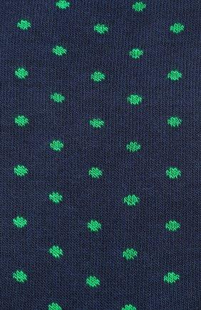 Мужские хлопковые носки GALLO темно-синего цвета, арт. AP103014 | Фото 2