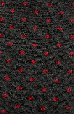 Мужские хлопковые носки GALLO темно-серого цвета, арт. AP103014 | Фото 2