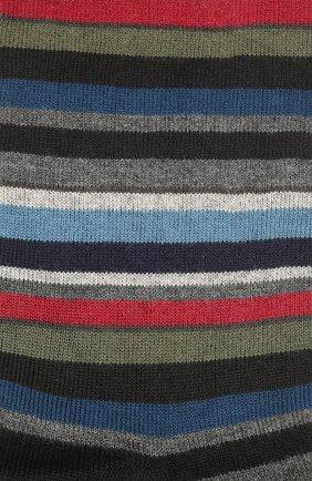 Мужские носки из смеси хлопка и кашемира GALLO разноцветного цвета, арт. AP102853 | Фото 2