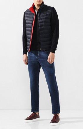 Мужские джинсы DIESEL темно-синего цвета, арт. 00SU1X/0095T | Фото 2