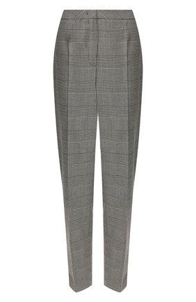 Женские шерстяные брюки ESCADA серого цвета, арт. 5031929 | Фото 1