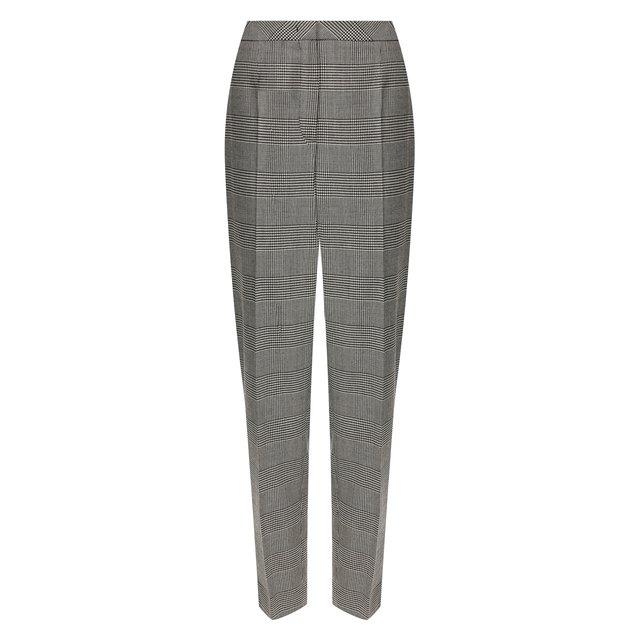 Шерстяные брюки Escada
