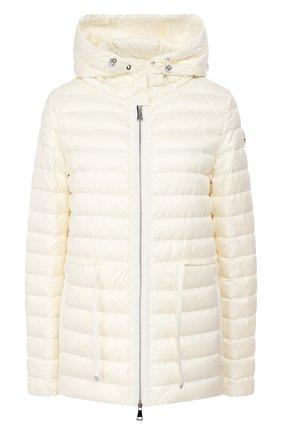 Женский пуховая куртка raie MONCLER белого цвета, арт. F1-093-1B103-00-53048 | Фото 1