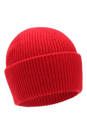 Женский кашемировая шапка carrera BALMUIR красного цвета, арт. CARRERA BEANIE | Фото 1