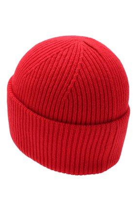 Женский кашемировая шапка carrera BALMUIR красного цвета, арт. CARRERA BEANIE | Фото 2