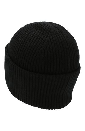 Женский кашемировая шапка carrera BALMUIR черного цвета, арт. CARRERA BEANIE | Фото 2