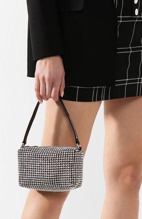 Женский сумка ALEXANDER WANG белого цвета, арт. 2019P0813J | Фото 2