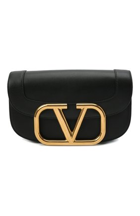 Женская сумка valentino garavani supervee VALENTINO черного цвета, арт. TW2B0G09/ZXL | Фото 1