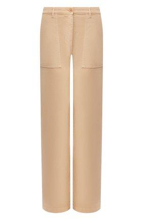 Женские джинсы LORO PIANA бежевого цвета, арт. FAL0315 | Фото 1