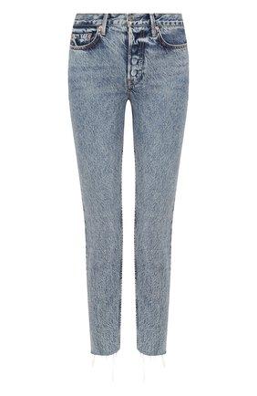 Женские джинсы GRLFRND синего цвета, арт. GF41688861199 | Фото 1