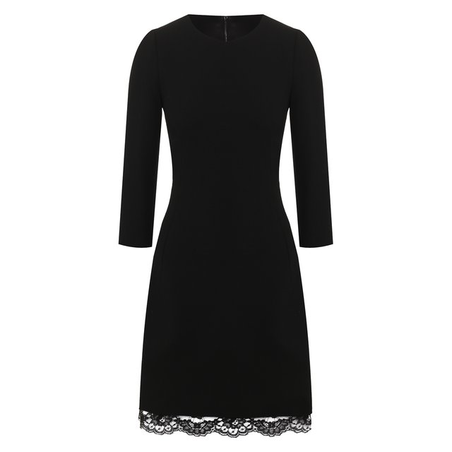 Шерстяное платье Dolce & Gabbana
