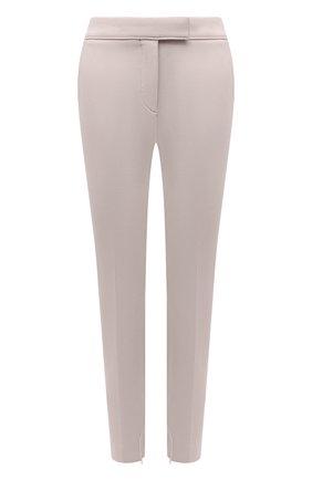 Женские шерстяные брюки TOM FORD белого цвета, арт. PAW300-FAX431 | Фото 1
